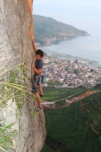 Climbing with a View
