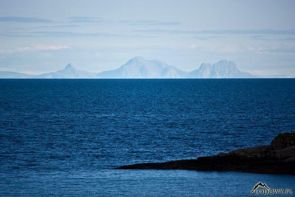 Vestfjord mountains