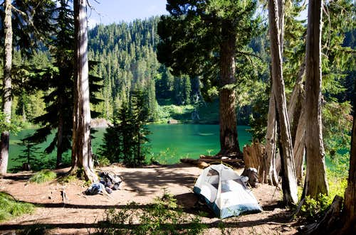 Camp at Flapjack