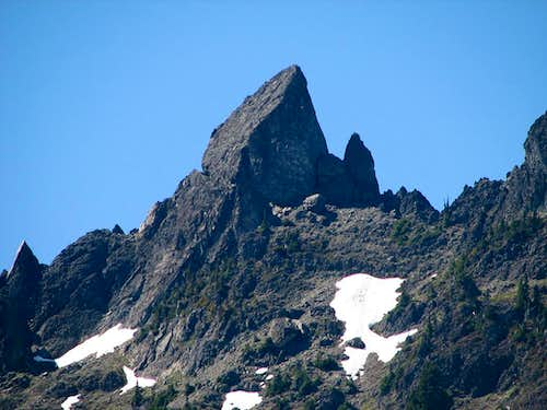 Mt. Cruiser from Mildred Lakes