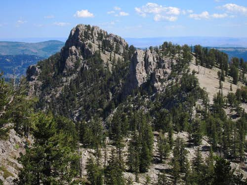 Mt. Magog