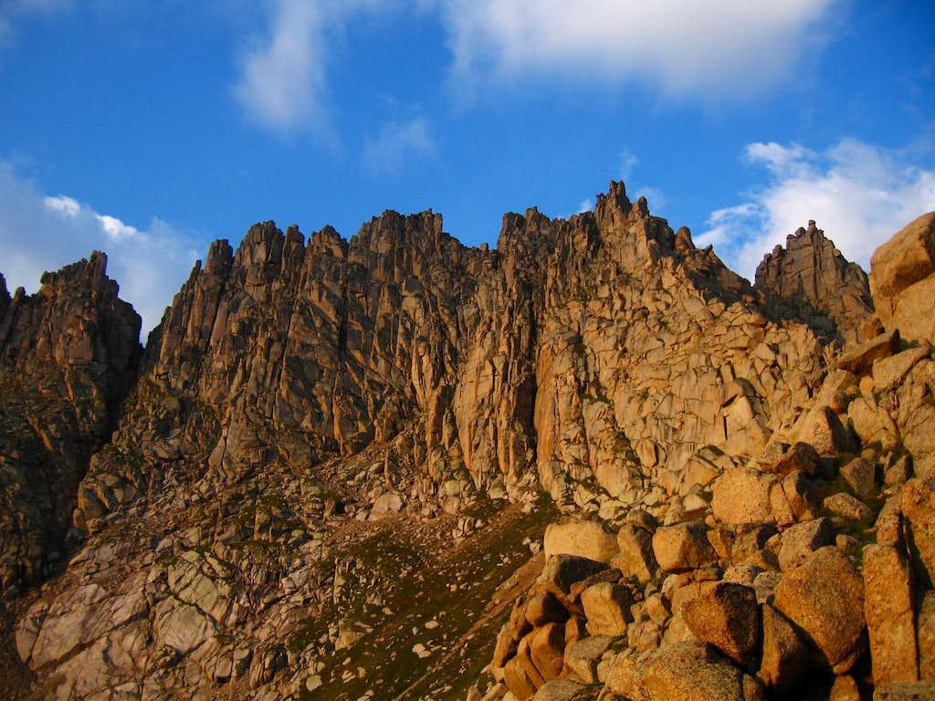 Jagged Mountain