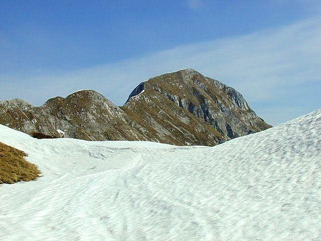 Monte Caulana from...