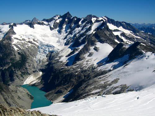 Permitted on Forbidden Peak
