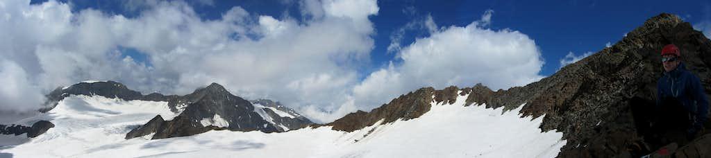 Panorama Wilder Freiger