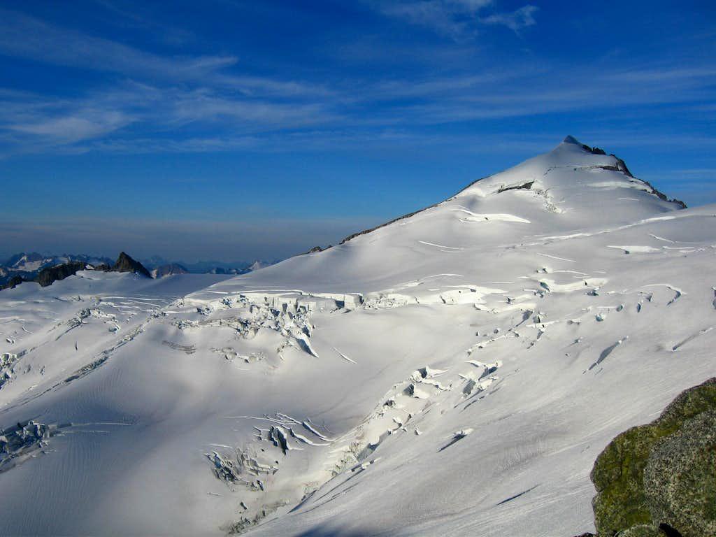 Eldorado Peak...
