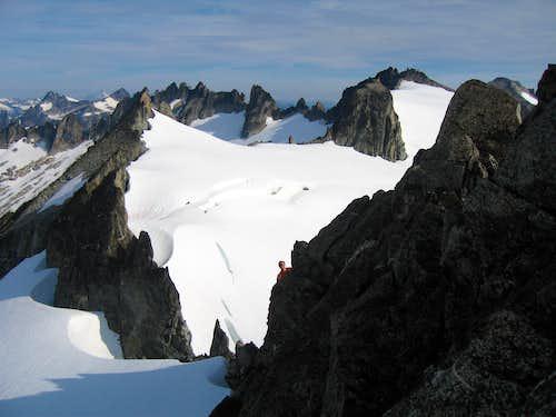 Klawatti Peak
