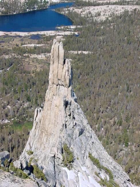 Eichorn Pinnacle from the...