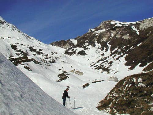 Valgrande is a nice ski tour...