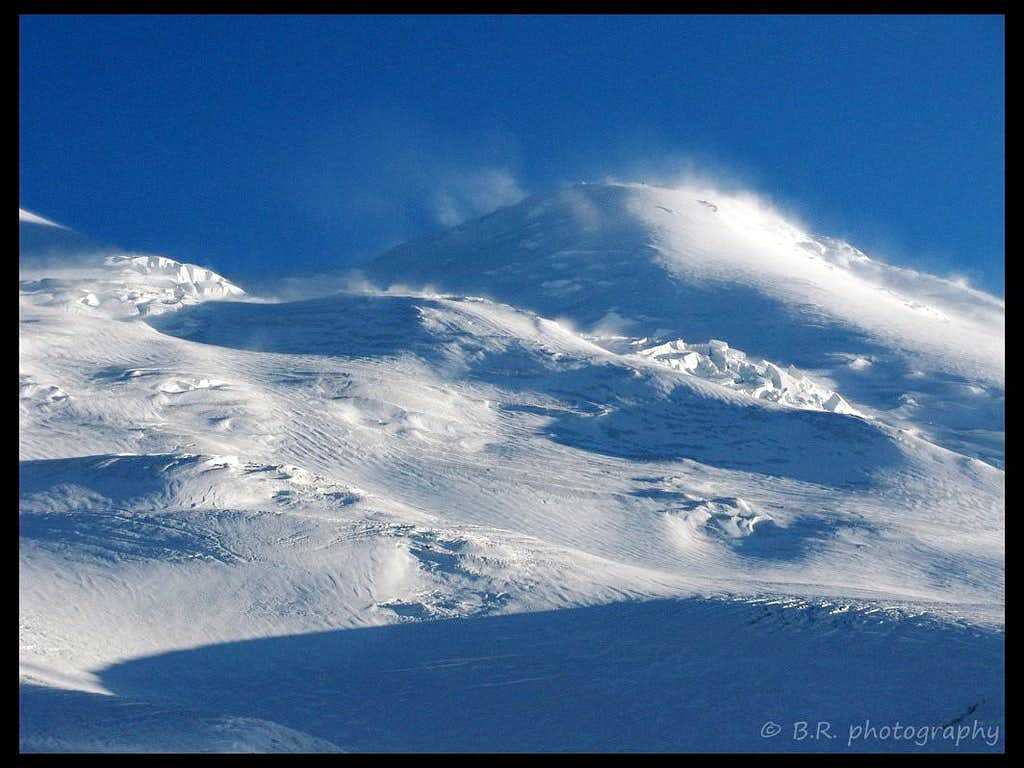 Elbrus - west summit