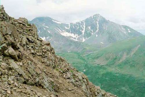 Grays and Torreys from Mt....