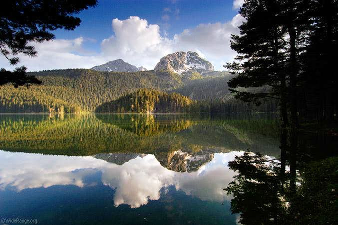 Lakes of the  Dinaric Alps