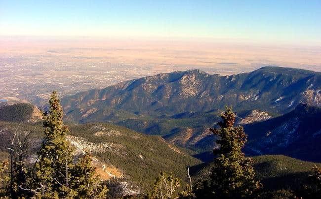Cheyenne Mountain (the home...