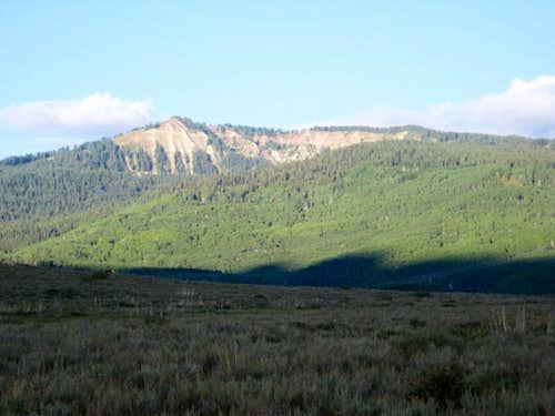 Chalk Mountain