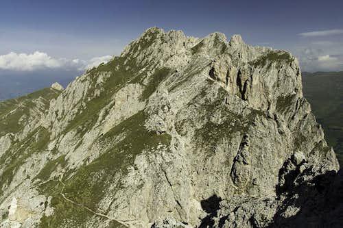 Günther Messner Höhenweg / Alta Via Günther Messner