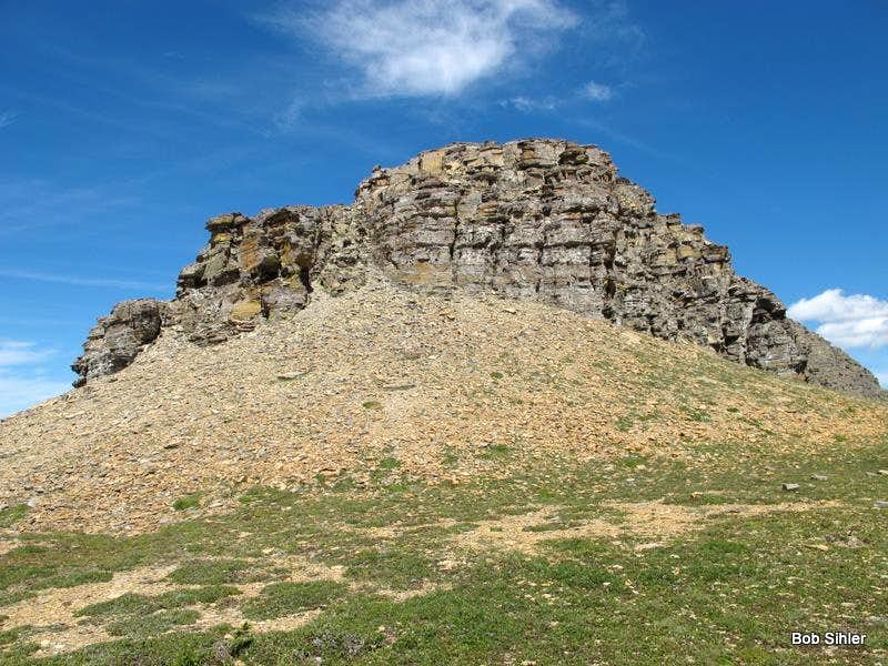 South Ridge of McClintock Peak