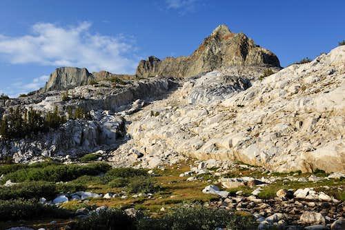 South of Muir Pass