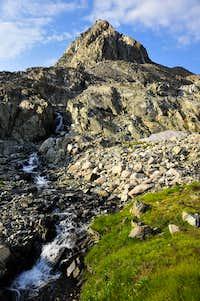 Near Helen Lake below Muir Pass
