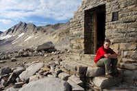 Muir Pass and Muir Hut