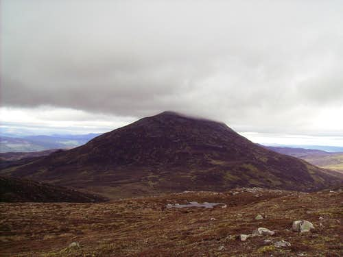 The Schiehallion as seen from the west