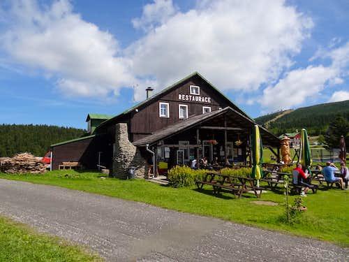 The Malá Úpa inn
