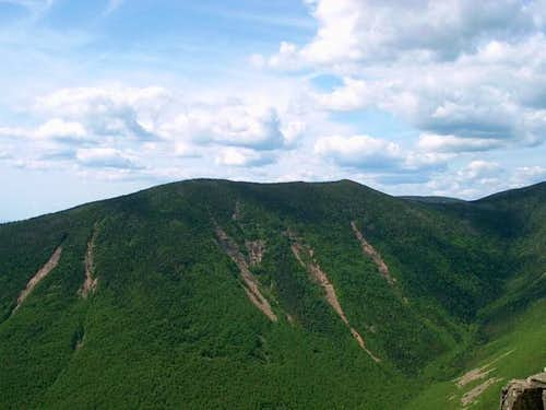 Mt West Bond as seen from Mt...
