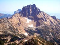 Tower Mountain West Face