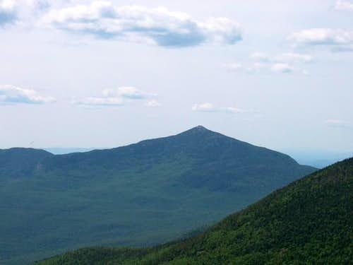 Mt Garfield as seen from Mt...