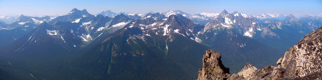 Hardy Summit Panorama