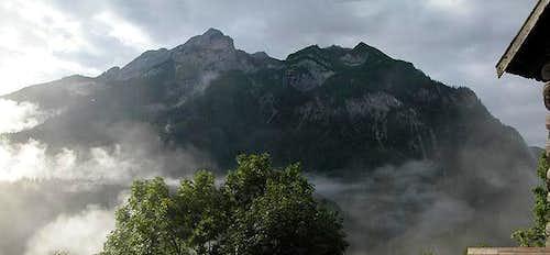 Plenge (2373m), Elferhöhe...