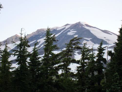 Mt. Adams South Spur