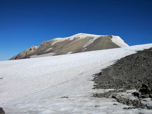 Mt. Adams from Piker's Peak