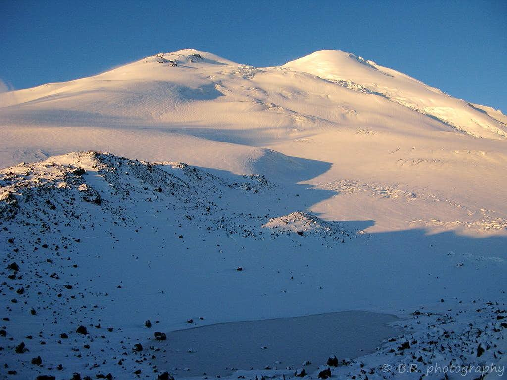 Good morning Elbrus!