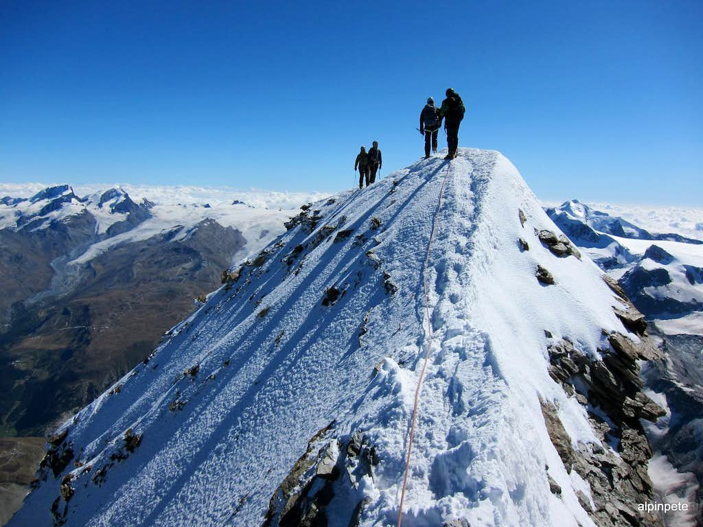 Approaching the Swiss Summit