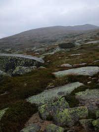 Mt katadhin table lands