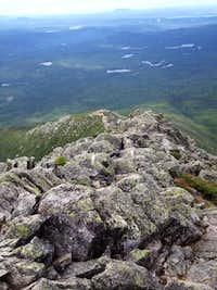 Katadhin ridge