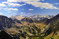 The incomparable Elk Mountains of Colorado
