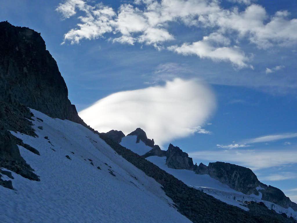 Neat Atmosphere over Dome Peak