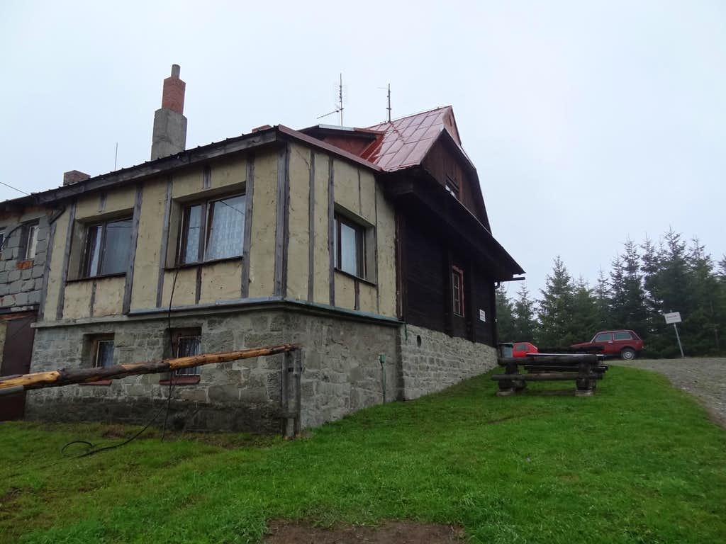 Čantoryja mountain hut