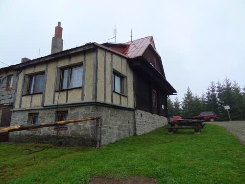 Čantoryja mountain hut