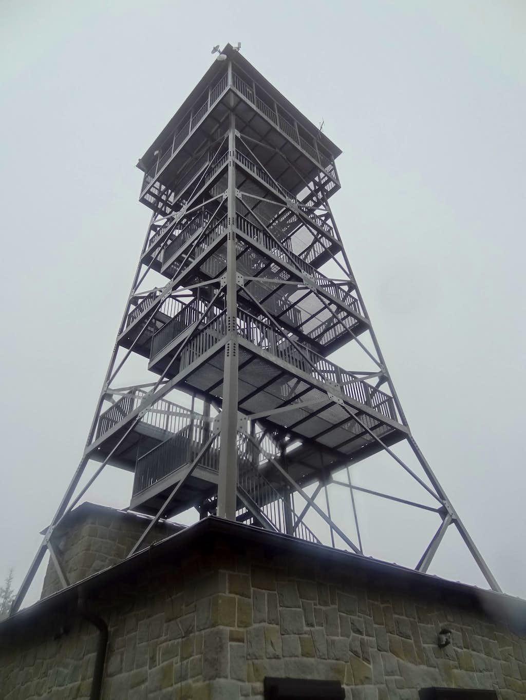 Čantoryje outlook tower