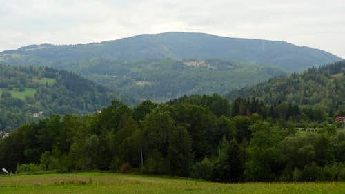 Czantoria from Wisła