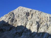 Grintovec and its west face...