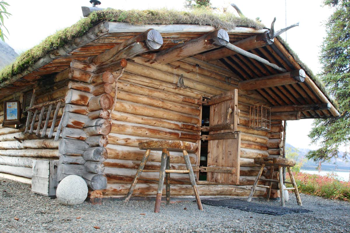 Dick Proenneke Cabin Photos Diagrams Amp Topos Summitpost