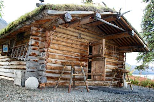 Dick Proenneke Cabin