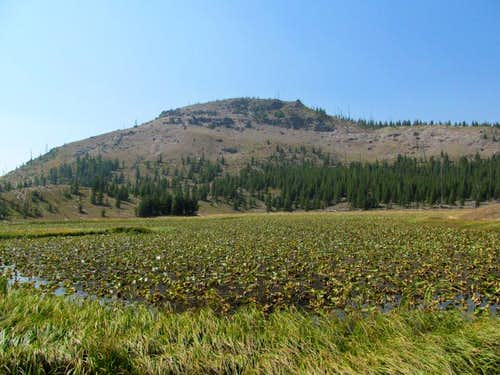 The Southwest Butte