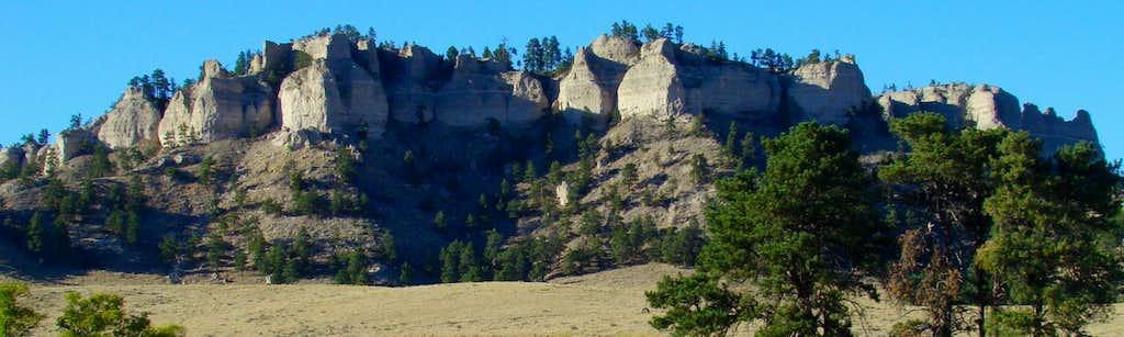 Cheyenne Buttes