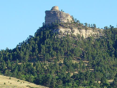 Crown Butte