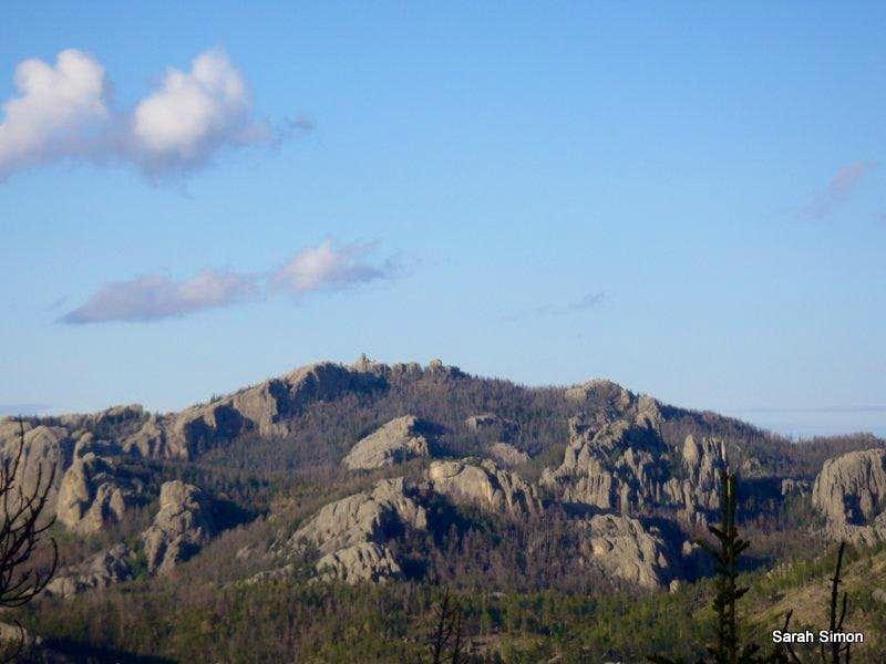 Eastward from Sylvan Peak