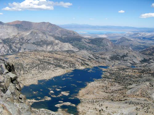 Thousand Island and Mono Lakes
